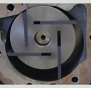 Rebuild A Rotary Compressor #6