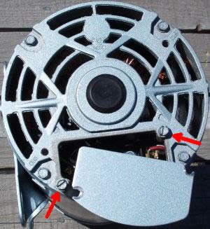 Rotary Compressor Wiring #1