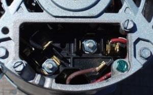 Rotary Compressor Wiring #6
